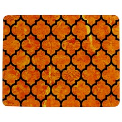 Tile1 Black Marble & Orange Marble (r) Jigsaw Puzzle Photo Stand (rectangular) by trendistuff