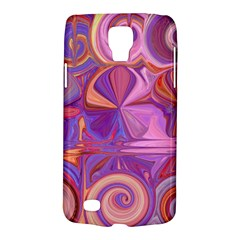 Candy Abstract Pink, Purple, Orange Galaxy S4 Active by digitaldivadesigns