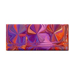 Candy Abstract Pink, Purple, Orange Cosmetic Storage Cases by digitaldivadesigns