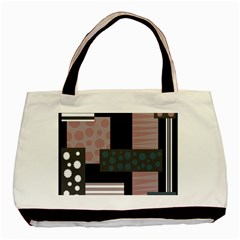 Collage  Basic Tote Bag by Valentinaart