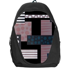 Collage  Backpack Bag by Valentinaart