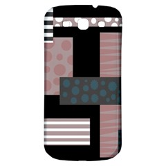 Collage  Samsung Galaxy S3 S Iii Classic Hardshell Back Case by Valentinaart