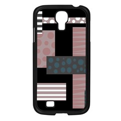 Collage  Samsung Galaxy S4 I9500/ I9505 Case (black) by Valentinaart