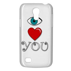 I Love You Galaxy S4 Mini by Valentinaart