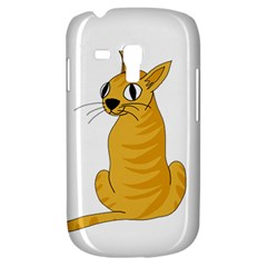 Yellow cat Galaxy S3 Mini