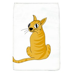 Yellow cat Flap Covers (L)