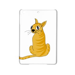Yellow cat iPad Mini 2 Hardshell Cases