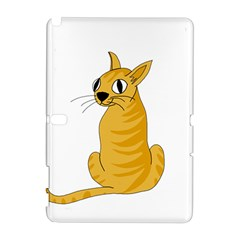 Yellow cat Galaxy Note 1