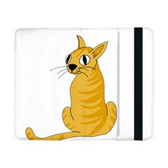 Yellow cat Samsung Galaxy Tab Pro 8.4  Flip Case