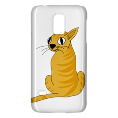 Yellow cat Galaxy S5 Mini