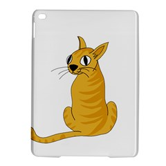 Yellow cat iPad Air 2 Hardshell Cases