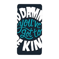 Be Kind Samsung Galaxy Alpha Hardshell Back Case