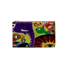 Animals Cosmetic Bag (small)
