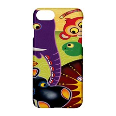 Animals Apple Iphone 7 Hardshell Case