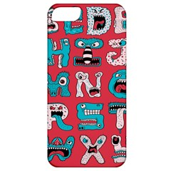 Alpha Monsters Apple Iphone 5 Classic Hardshell Case