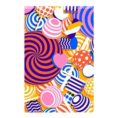 Canddy Color Shower Curtain 48  X 72  (small)  by AnjaniArt