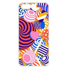 Canddy Color Apple Iphone 5 Seamless Case (white)