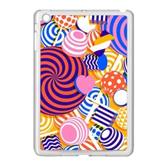 Canddy Color Apple Ipad Mini Case (white)