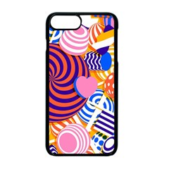 Canddy Color Apple Iphone 7 Plus Seamless Case (black)