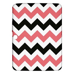 Chevron Crazy On Pinterest Blue Color Samsung Galaxy Tab 3 (10 1 ) P5200 Hardshell Case
