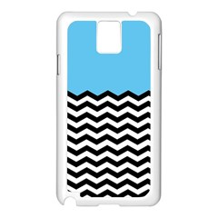 Color Block Jpeg Samsung Galaxy Note 3 N9005 Case (white) by AnjaniArt
