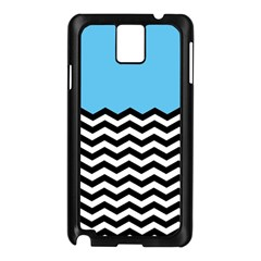 Color Block Jpeg Samsung Galaxy Note 3 N9005 Case (black) by AnjaniArt