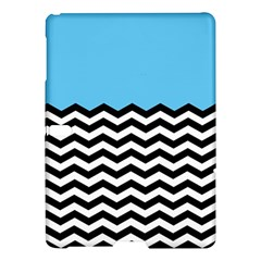 Color Block Jpeg Samsung Galaxy Tab S (10 5 ) Hardshell Case  by AnjaniArt