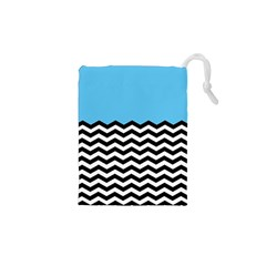 Color Block Jpeg Drawstring Pouches (xs)  by AnjaniArt