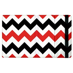 Colored Chevron Printable Apple Ipad 3/4 Flip Case by AnjaniArt