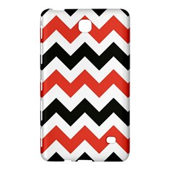 Colored Chevron Printable Samsung Galaxy Tab 4 (8 ) Hardshell Case  by AnjaniArt