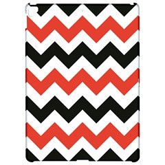 Colored Chevron Printable Apple Ipad Pro 12 9   Hardshell Case