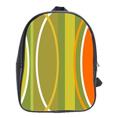 Graphic Elements Large Landscape School Bags(large)