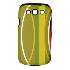 Graphic Elements Large Landscape Samsung Galaxy S Iii Classic Hardshell Case (pc+silicone) by AnjaniArt