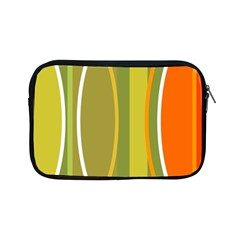 Graphic Elements Large Landscape Apple Ipad Mini Zipper Cases by AnjaniArt