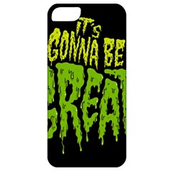 Its Gonna Be Great Apple Iphone 5 Classic Hardshell Case