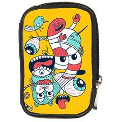 Monster Animals Compact Camera Cases