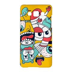 Monster Animals Samsung Galaxy A5 Hardshell Case