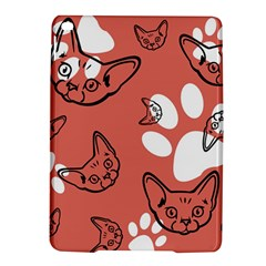 Face Cat Pink Cute Ipad Air 2 Hardshell Cases