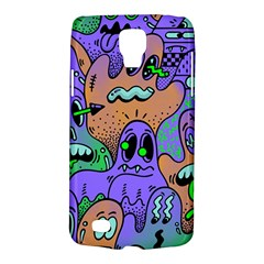 Monster Alien Ghost Galaxy S4 Active by AnjaniArt