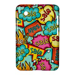 Sale Prise Disc Samsung Galaxy Tab 2 (7 ) P3100 Hardshell Case  by AnjaniArt