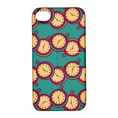 Timing Smart Time Apple Iphone 4/4s Hardshell Case With Stand by AnjaniArt