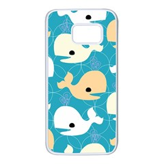 Whole Sea Animals Samsung Galaxy S7 White Seamless Case