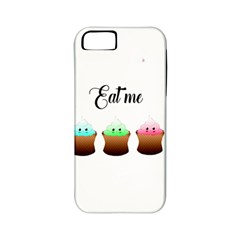 Eat Me Cupcakes Apple Iphone 5 Classic Hardshell Case (pc+silicone) by Brittlevirginclothing
