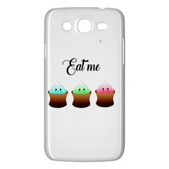 Eat Me Cupcakes Samsung Galaxy Mega 5 8 I9152 Hardshell Case  by Brittlevirginclothing