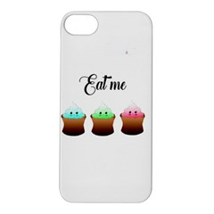 Eat Me Cupcakes Apple Iphone 5s/ Se Hardshell Case by Brittlevirginclothing