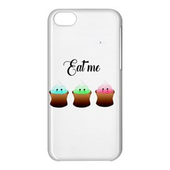 Eat Me Cupcakes Apple Iphone 5c Hardshell Case by Brittlevirginclothing