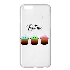 Eat Me Cupcakes Apple Iphone 6 Plus/6s Plus Hardshell Case by Brittlevirginclothing