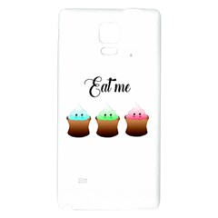 Eat Me Cupcakes Galaxy Note 4 Back Case