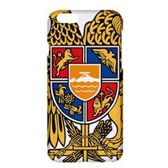 Coat Of Arms Of Armenia Apple Iphone 6 Plus/6s Plus Hardshell Case by abbeyz71