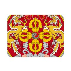 National Emblem Of Bhutan Double Sided Flano Blanket (mini)  by abbeyz71